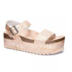 Dirty Laundry Palms Sandals Size 8